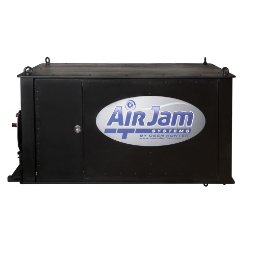 Osen-Hunter Innovative Technologies: Air Jam systems